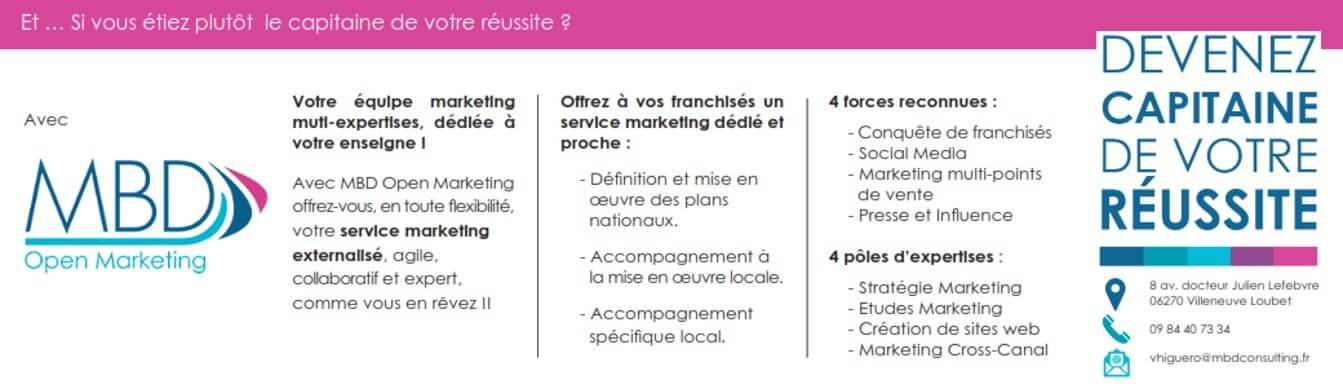 marketing des franchises
