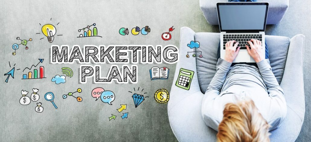 élaboration d'un plan marketing annuel