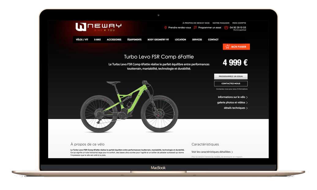 référence site e-commerce prestashop